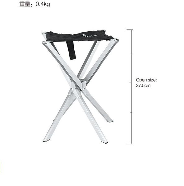 Outstanding 2018 Wholesale Camping Fishing Chair Small Seat Beach Chairs Outdoor Aluminum Alloy Ultralight Portable Folding Stool From Seller Sportsoutdoor Machost Co Dining Chair Design Ideas Machostcouk
