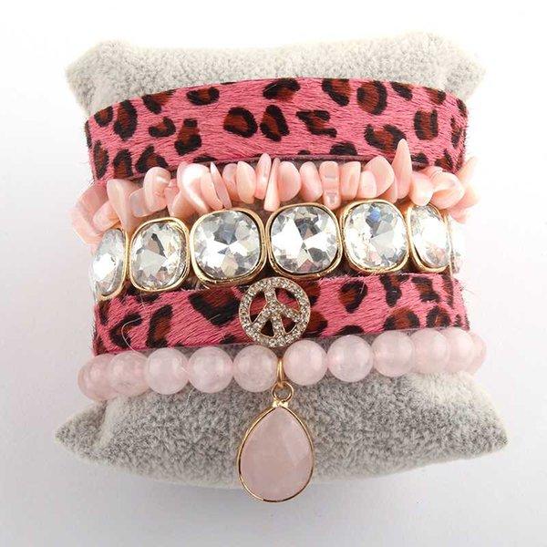 Pink 18.5cm