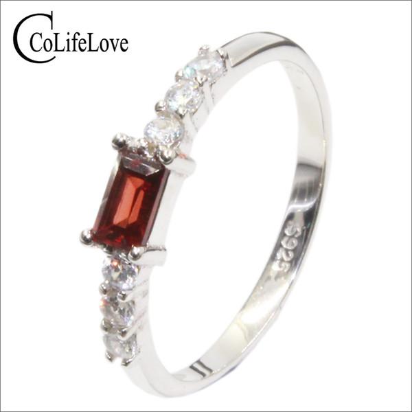 amethys Design 925 plata anillo de mujer con swarovski piedra ajustable!