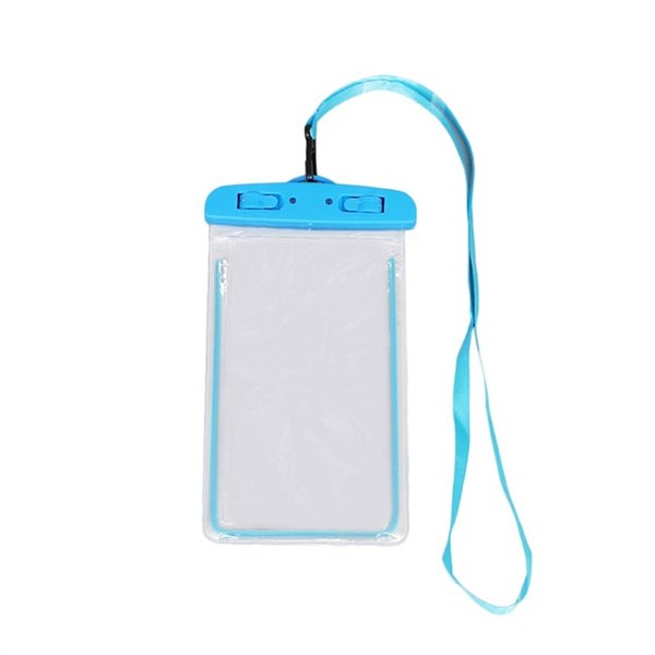 Swimming Bags Waterproof Bag with Luminous Underwater Pouch Phone Case For iphone 6 6s 7 8 universal all models 3.5 inch -6 inch #818422