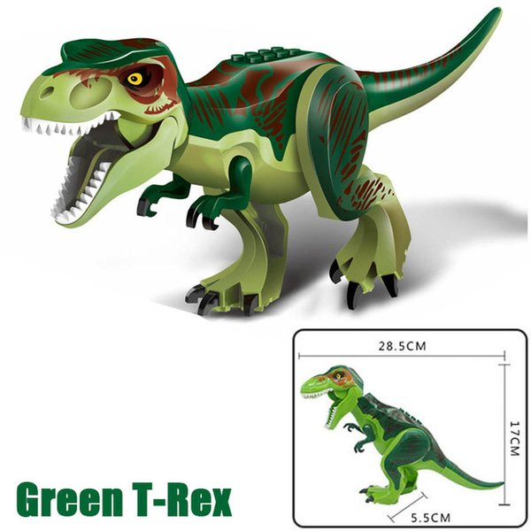 Big Green T-Rex