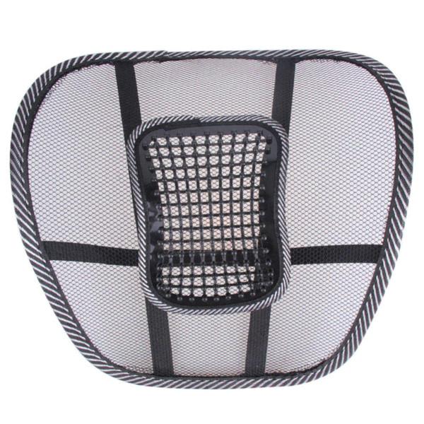 Bürostuhl Autositzbezug Sofa Kühlen Massagekissen Lendenkreuz Taille Klammer Lendenkissen Hohe Qualität Sitz Unterstützt