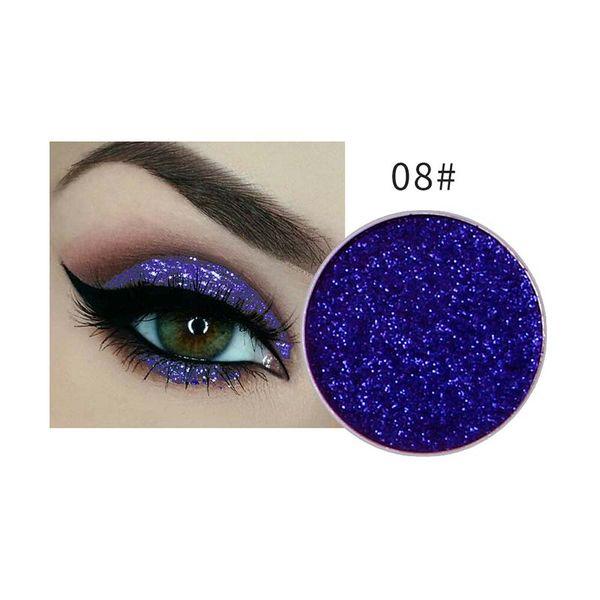 NICEFACE Tek Glitter 15 Renk Flaş Elmas Göz Farı Pırıltılı Göz Farı MH88