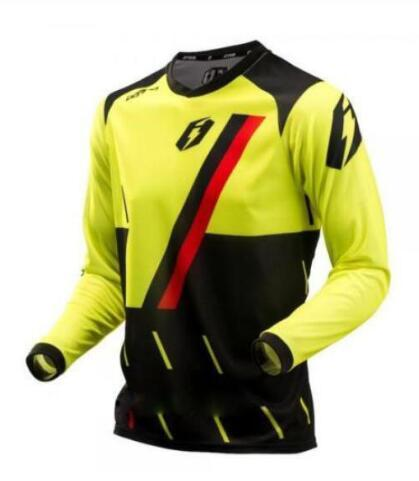Wholesale Motocross Jersey FIT For HEBO L3 DOMINO Trials Shirt Downhil Mountain Bike DH Shirt MX Motorcycle Clothing Off Road