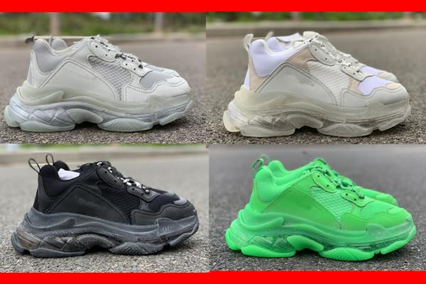 basketball shoes men athletic shoes Triple S basketball shoes men athletic shoes Triple S