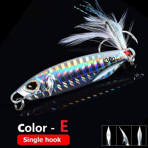 E - Single hook-10g