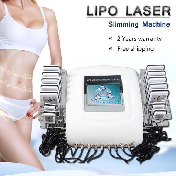 réduction de la graisse LipoLaser i Lipo équipement diode laser LipoLaser cellulite 650nm réduire les détails utilisateur manuel approuvé