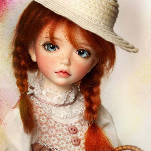 Iplehouse Ip Kid Lonnie Bjd Sd Doll Fullset 1/4 Body Model Girls Boys High Quality Resin Toys Free Eyes C19032101