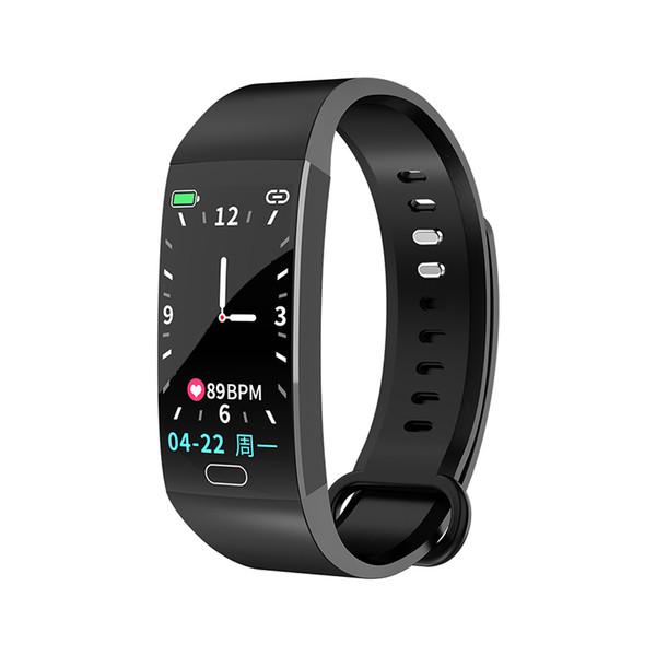 Smart-Armband zur Messung von Druck Uhr Tonometer Pedometer Armband Fitness Verfolger-Uhr-Puls-Monitor Wasserdicht