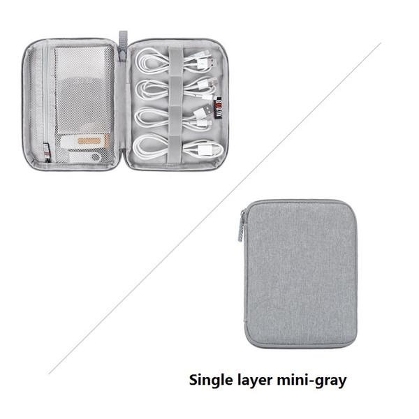 Mini-gris de una sola capa