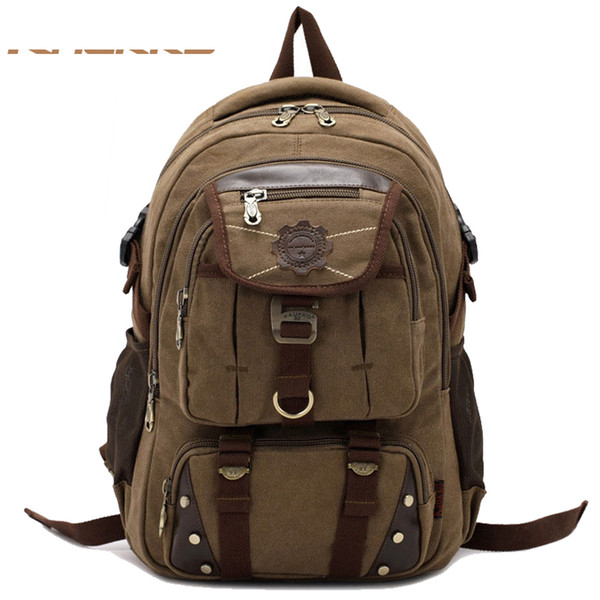 New Fashion Casual Leisure Canvas Laptop Bag For Unisex Korean Popular Style Suit 14'' Tablet Pc Notebook Backpacktravel Fj33