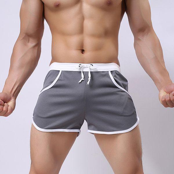 Pantaloncini casual asciutti quick da uomo Pantaloncini da uomo per la casa di moda Cinghie tascabili interne Trunks Beach Short Pants