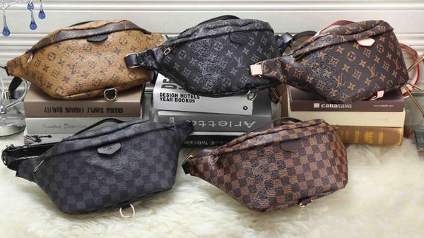Neue heiße frauen fanny packs dame totes handtasche hochwertige klassische umhängetaschen mode leder handtaschen