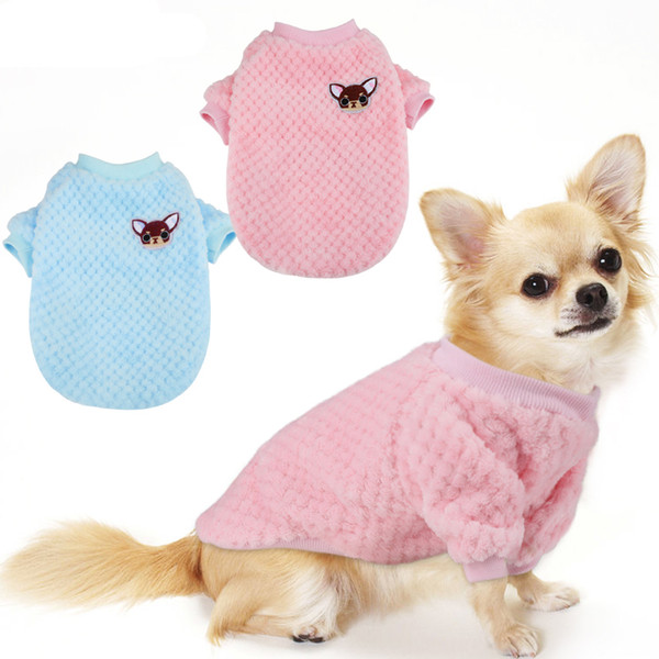 Pet Clothing for Dog Clothes for Dogs Winter Clothes for Small Dogs Chihuahua Cotton Costume Dog Coats Jackets Puppy Apparel