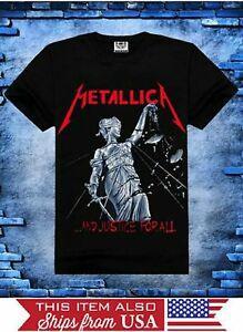 Tee shirt Imprimé Et Justice Pour Tous Graphique XS S M L XL 2XL