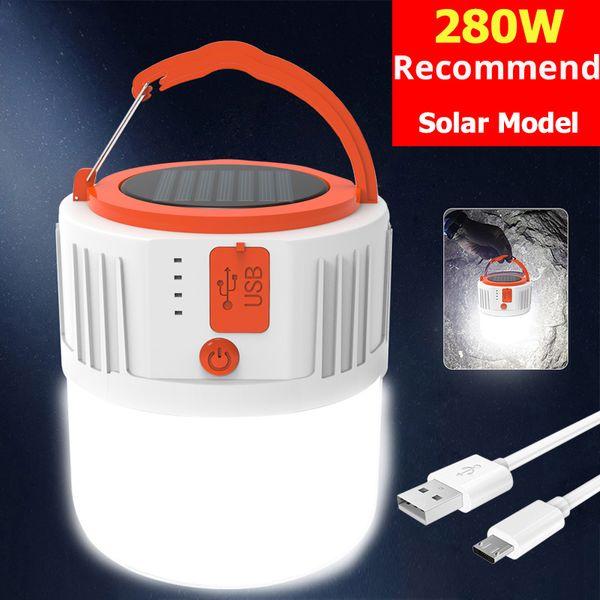 280W Solar light