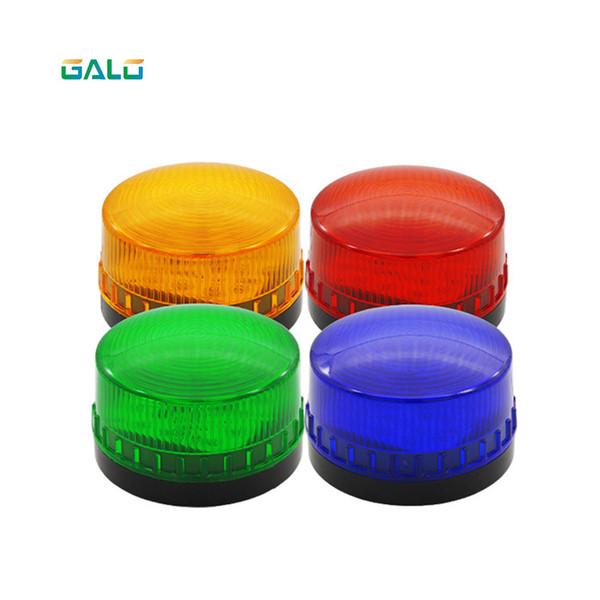 Apriporta Impermeabile mini lampada Allarme di sicurezza Strobe Segnale di avvertimento Torcia Rossa, gialla, blu, verde Opzionale