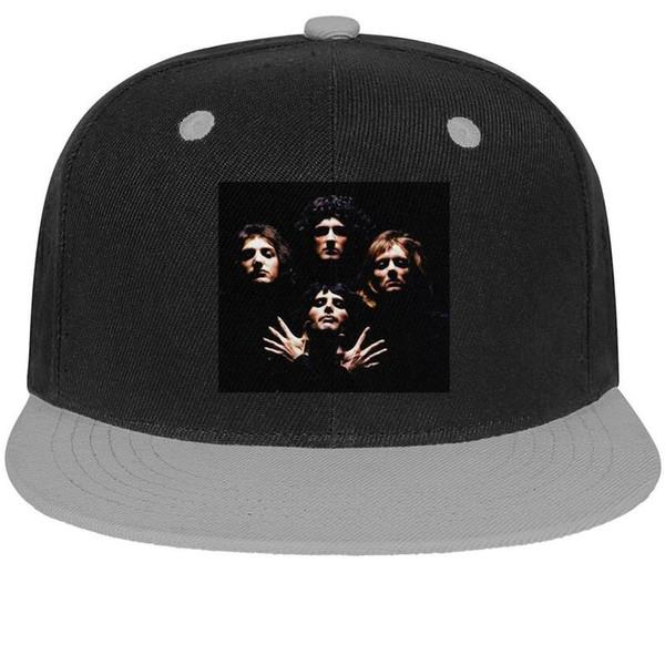 Queen The 25 Самые знаковые обложки альбомов Мужская мужская шляпа Женские кепки Повседневная хлопковая застежка с плоскими краями Бейсболки для женщин