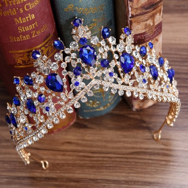Strass real de metal ouro