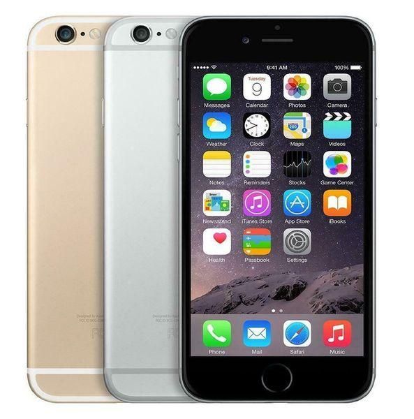 "Original Apple iPhone 6 Plus 16GB 64GB 128GB Dual Core 5.5"" IOS 3G WCDMA 4G LTE 8MP Camera Refurbished Phone"