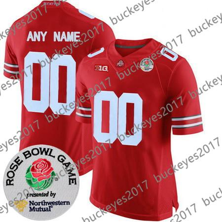 Rouge avec Rose Bowl Patch