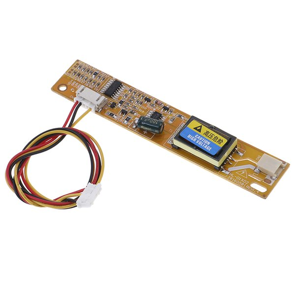 1Pc CCFL Inverter Board For LCD Screen With 1CCFL Backlight LCD High Pressure Board