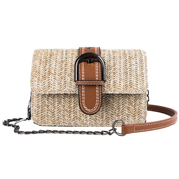 Chain Women Shoulder Bags Shoelace Girls Summer Bag Female 2019 New Fashion Small Women Messenger Bags For Ladies