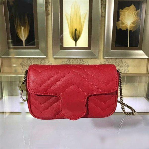 best selling Hot Sale Brand Square Bag Trend Leather Peach Heart Fashion Plaid Striped Shoulder Bags Chain Bag Sheepskin Messenger Bag