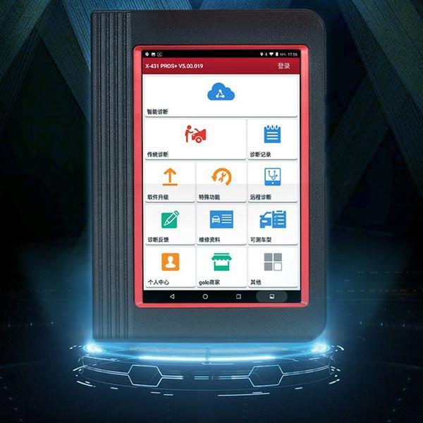 Bi Directional Scan Tool >> X431pro3s Full System Scan Tool Diagnostic Obd2 Scanner Bi Directional Code Reader Actuation Test Key Program Ecu Coding Auto Diagnostic Tester Auto