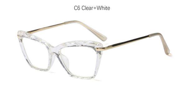 C6 Clear White