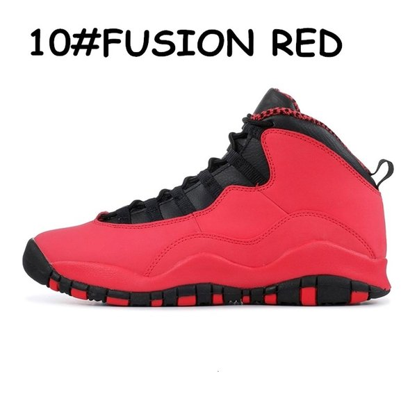 10 FUSION RED