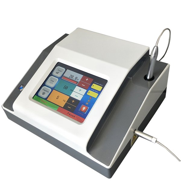 New Model 980nm spider vein removal machine diode laser vascular therapy machine with two years free warranty DHL free shipping