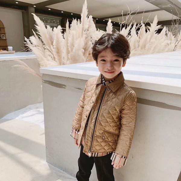 Çocuk Ceketleri Erkek kız Kış aşağı ceket yeni stok Bebek Kış Coat Çocuklar sıcak giyim Kapüşonlu Ceket Çocuk Giysileri