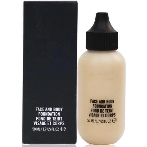 M Make-up 50 ml flüssiges Gesicht und Körper Foundation Studio Foundation Primer