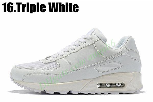 16.Triple blanca
