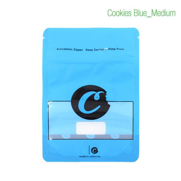 Tamaño de galletas M