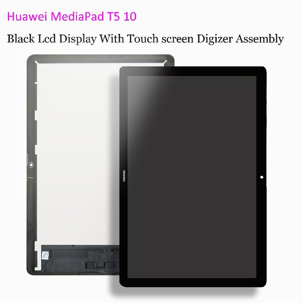 """10.1"""" For Huawei MediaPad T5 10 AGS2-L09 AGS2-W09 AGS2-L03 AGS2-W19 LCD Display with Touch Screen Digitizer Assembly Glass Film"""