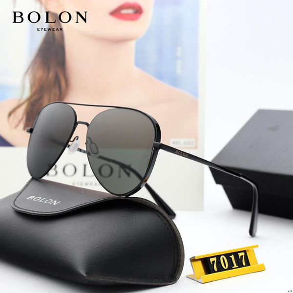 fashion designer sunglasses classic retro pilot frame glass lens uv400 protection eyewear with leather case oculos de sol gafas with box, White;black