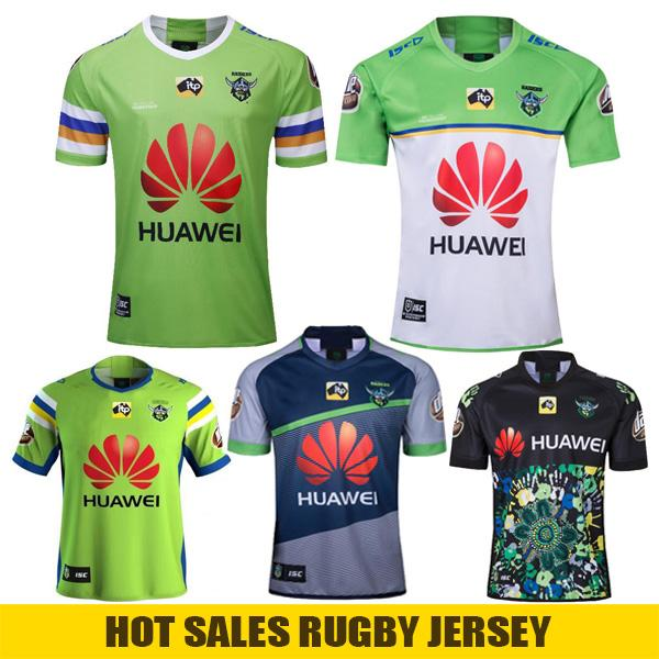 top popular 2019 CANBERRA RAIDERS Home Away Rugby Jersey CANBERRA RAIDERS Indigenous 2019 NRL Rugby League Jerseys shirt Australia 2019