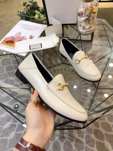 Hih scarpe firmate di qualità donna sandali con plateau altezza 20mm vera pelle con scatola sneakers donna moda italia mq19042004