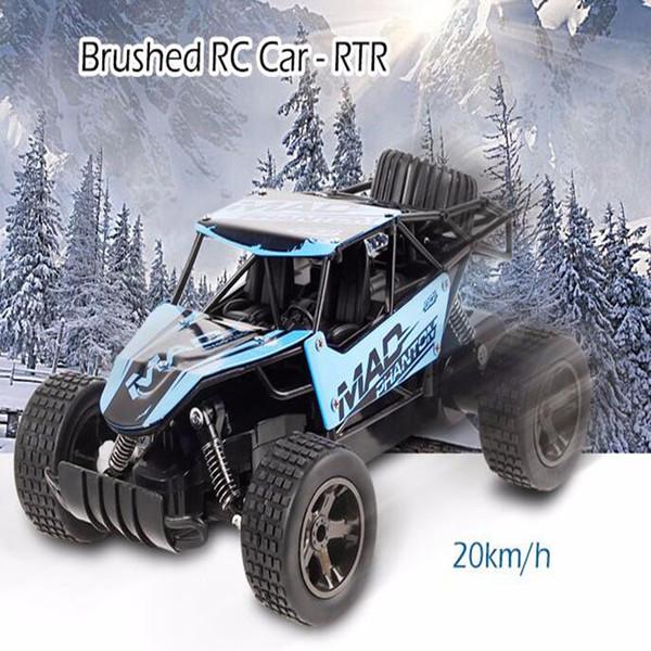 Jule UJ99 - 1815B 2.4GHz 1:20 RC Car RTR 20km/h Shock Absorber Impact-resistant PVC Shell Remote Control Car Model Vehicle Toy
