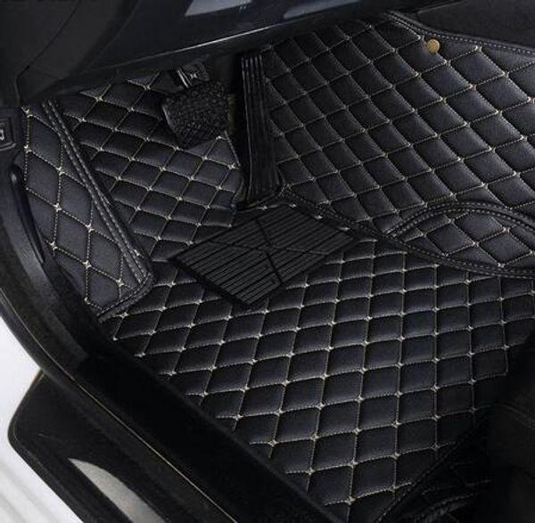 Toyota Floor Mats >> 2019 3d Car Foot Mats Luxury Leather Floor Mats For Toyota Bmw Benz Mazda Cx 5 3 Ford Hyundai Land Cruiser Volkswagen Skoda Nissan 5550 From