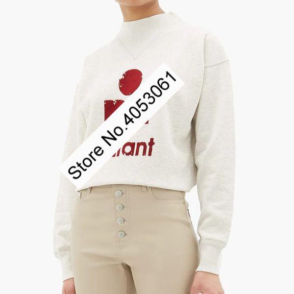 vintage cotton sweatshirt distressed flocking letter - fleece velvet pullover features mock neck & long sleeves with ribbed trim