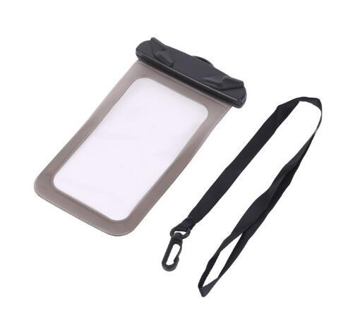 O saco impermeável selou a tampa dos casos do malote do saco do telefone móvel para telefones espertos, aperfeiçoa para 6 polegadas abaixo