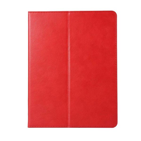 High Quality PU Leather Stand Tablet Case For ipad 5 6 AIR With Built-in pen slot Folding Stand Dormancy Cover Shell