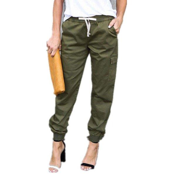Verde del ejército; S