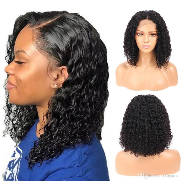 Perücke Peruanische Bob Perücke Spitzefront Menschliches Haar Perücken Für Schwarze Frauen Pre Zupfte Mit Babyhaar Pemy Spitzeperücke