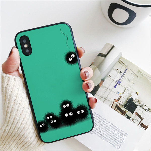 Soot Sprites With Star Candy iphone 11 case