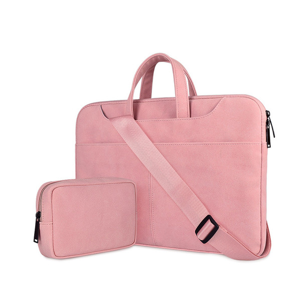 """13.3"""" Pink with bag"""