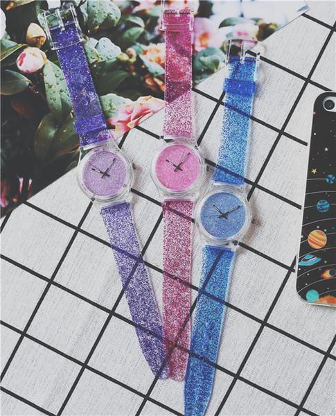 Orologio da polso sportivo da donna Al quarzo Spedizione gratuita Stile vintage Moda donna di lusso all'ingrosso Nuovo orologio da arrivo 2019 Shock di buona qualità